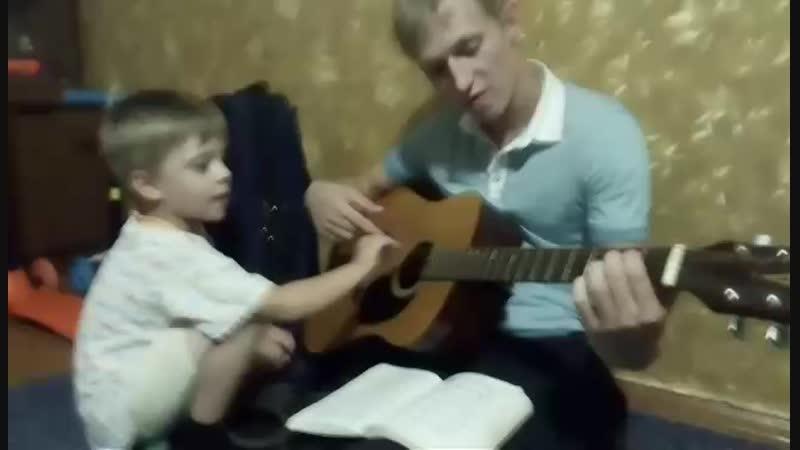 Серёжка и Даниилка) 💙