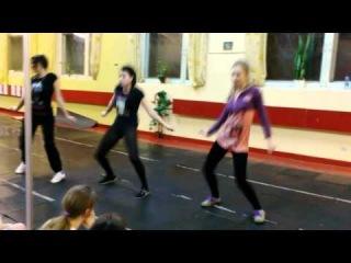 Devil Dance -sexy style/ choreo by Aleksandra Oshurko