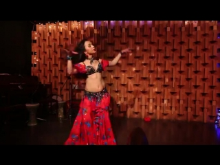 Gigi Dilsah performs Turkish Romany in Vancouver, BC. 1 of 2 4606