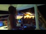 Anja Schneider @ Mobilee Pool, Santos Ibiza, 14 Jul 2014