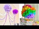 Mira Estas DESLUMBRANTES Ideas Para Decorar Una Fiesta Usando Solamente Pompones De Papel… ¡WUAOOO!