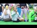 Кристина Асмус и беременная Дарья Мельникова на ежегодном большом плавании детского хосписа «Дом с маяком»