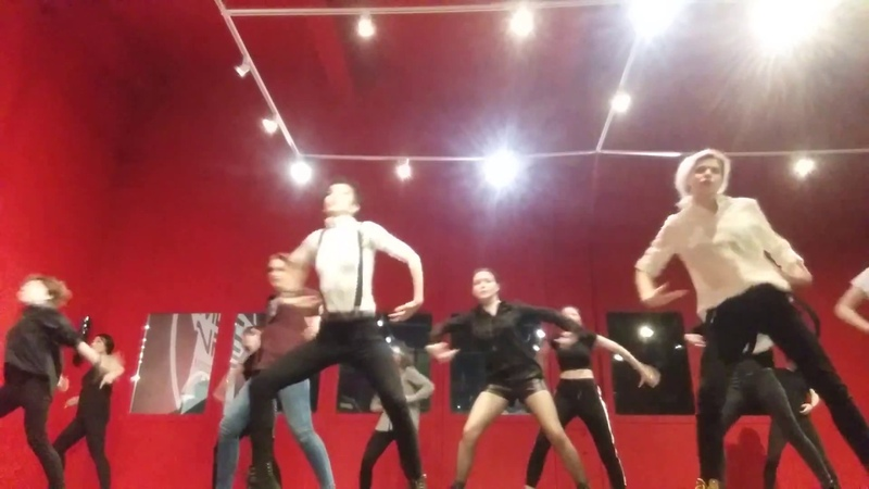 Taemin - ACE Pt.3 by Choro dance classes backstage 2