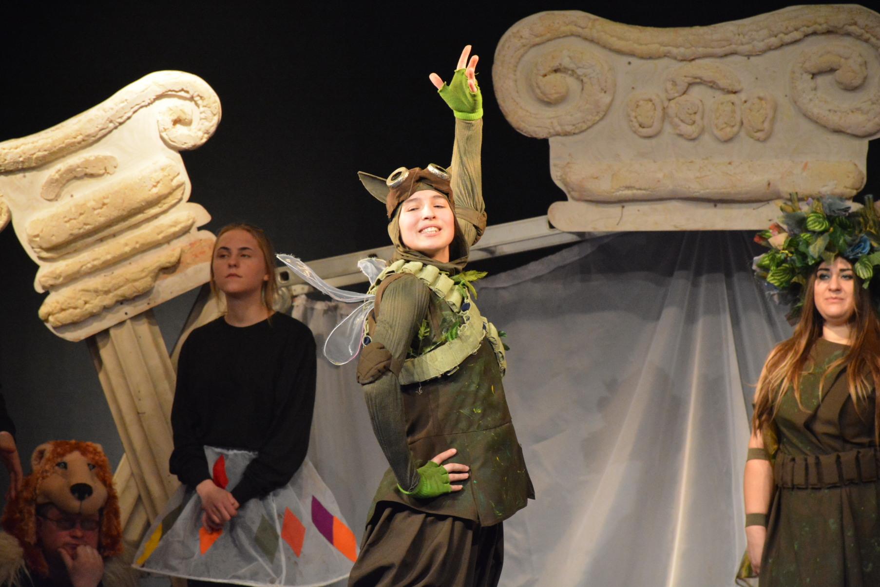 Очередным участником фестиваля стал театр-студия «Артель» из Подольска