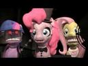 ФНАФ песня пони фнаф 2 и 1 3 охраник спасается от аниматроников