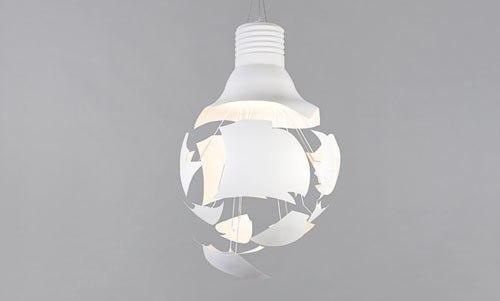 Как выкрутить разбитую лампочку