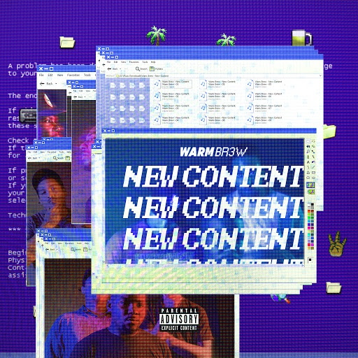 Warm Brew альбом New Content