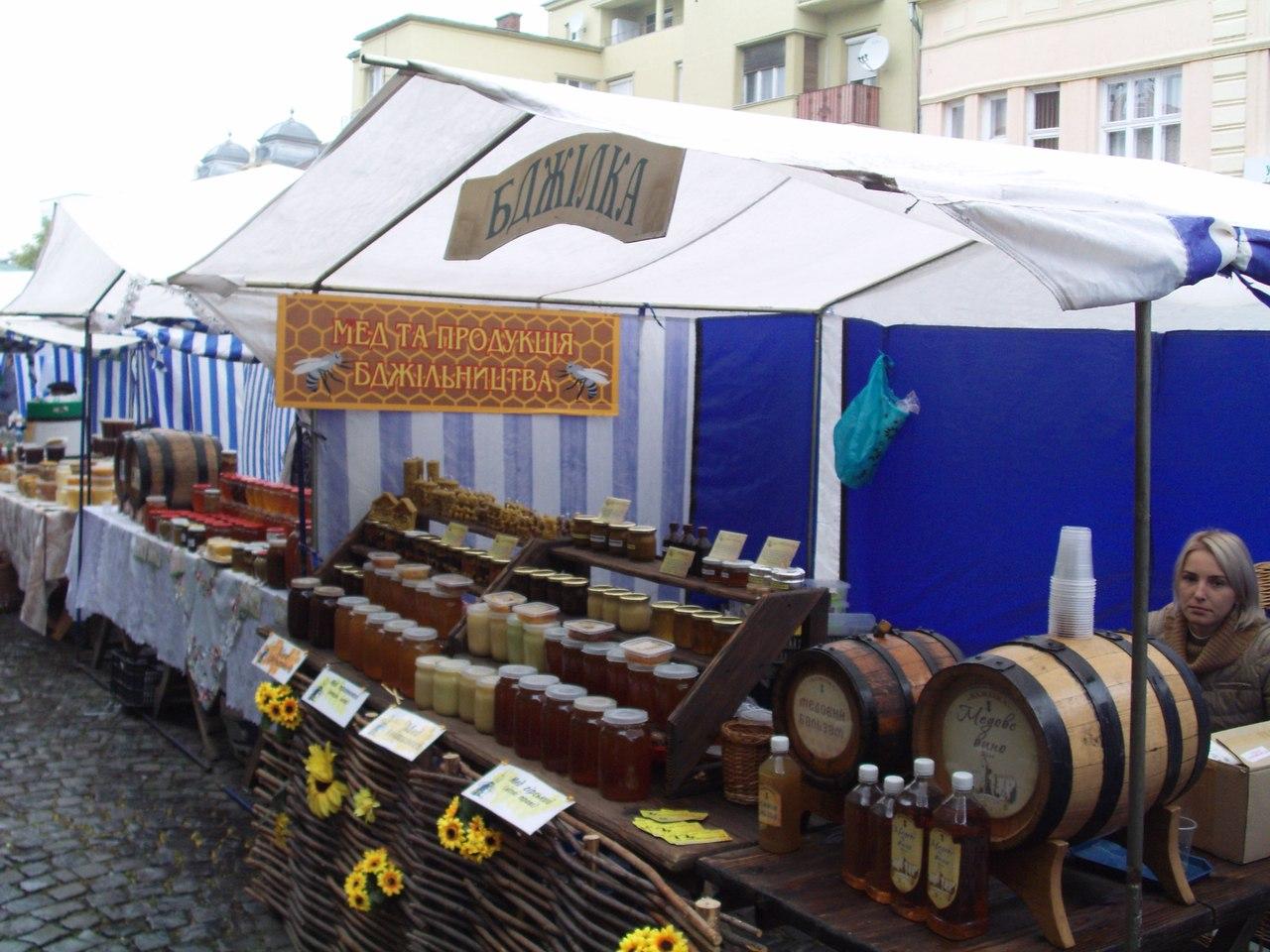 Мукачево фестиваль меду