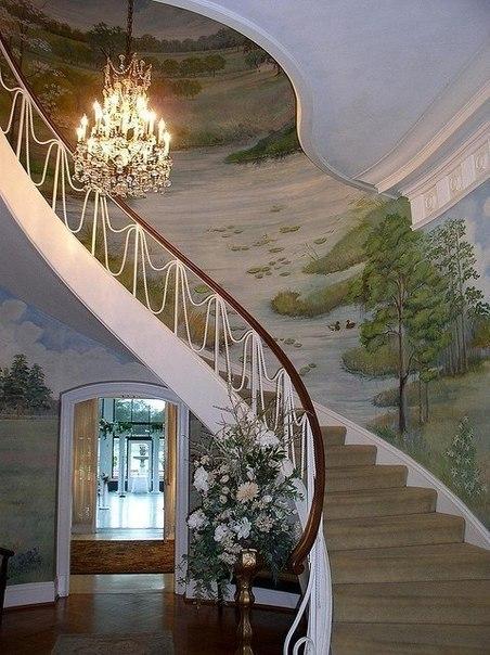 Художник в доме