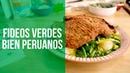 Bravazo cómo preparar Fideos verdes bien peruanos con Gastón Acurio