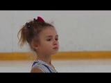Мария КРАСНОЖЕНОВА FS - на приз ЦФМ, Долгопрудный 2018 (Maria KRASNOZHENOVA)