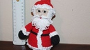 How To Crochet A Toy Santa Claus - DIY Crafts Tutorial - Guidecentral