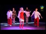 Kristina Severina - Za gorodom(with Spektor dancing) Red sea joys 2013