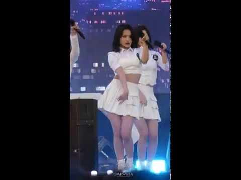 20180623 부산MBC정오의희망곡 공개방송 Stay with Me 위키미키 리나 직캠