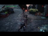 Devil May Cry 5 | геймплей на Xbox One X