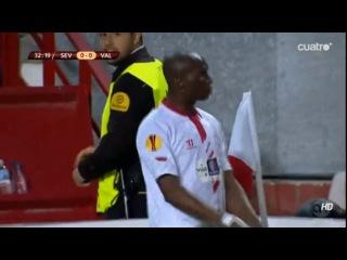 Севилья - Валенсия 2-0 / Лига Европы / 24.04.14