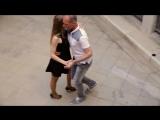Вау-у-у-у-у!!!! Танцуют Опытный Мартин и Нежная Надин.