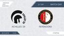 AFL18 Netherlands Eredivisie Day 21 Achilles'29 Feyenoord