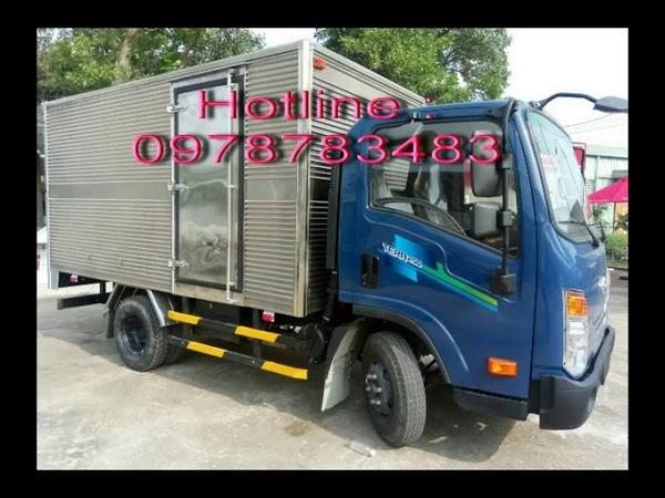 Huyện Thanh Oai : bán xe tải 2,5 tấn , 3 tấn , 7 tấn trả góp . giá nhà máy 0978.783.483