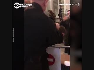 Задержание в суде