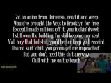 JAY Z - Open Letter (W Lyrics) (Feat Swizz Beatz Timbaland)