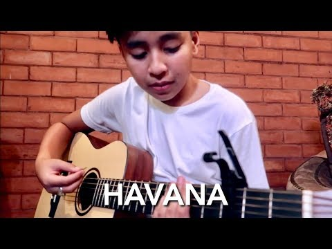 HAVANA Camila Cabello | Acoustic Cover by Sam Shoaf