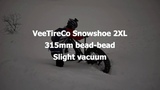 VeeTireCo Snowshoe 2XL at less than 0psi