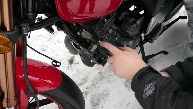 Как законсервировать мотоцикл