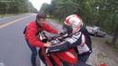 СЕЛ НА БАЙК В НЕАДЕКВАТЕ. Подборка мото дтп. Аварии мотоциклистов.