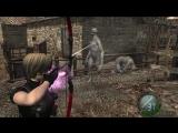 Resident Evil 4 - Jessika Krauser in Regenerator's Hell