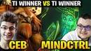 CEB vs MINDCONTROL TI WINNER 8 vs TI WINNER 7