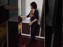 Tủ quần áo bằng sắt kiểm tra khi nhận hàng