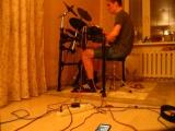Wombstomp - Wet Taco Waltz (drum cover)