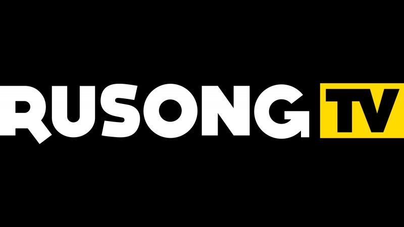 Короткий анонс Russian Retro Dance и Заставка Movie Time (Rusong TV, 09.02.2017)