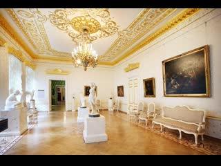 Видео-экскурсия по Шереметевскому дворцу «Береженая вещь».