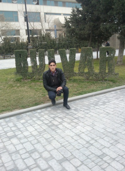 Aziz Alakbarov, 20 апреля 1992, Новокуйбышевск, id197949688