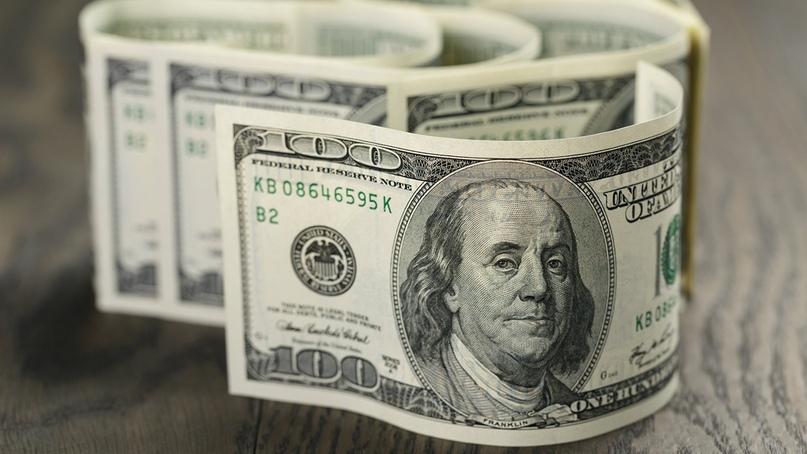 Курс доллара снижается в понедельник
