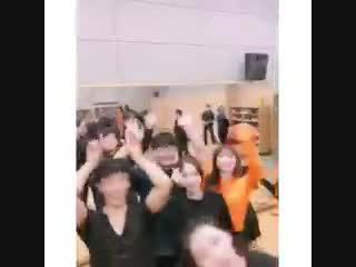 [IG] 181111 emk_musical's VIXX LEO