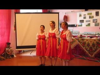 Алина, Ирина и Мария - Песня о Родине