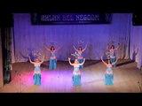 AHLAN BEL NEGOOM-2018 GALA SHOW! Группа Alfee boosa(Новосибирск) AWALEEM