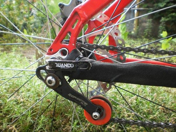 Как сделать цепь на велосипеде своими руками