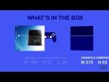 PlayStation 4 - Технические характеристики, комплектация и особенности PlayStation Plus