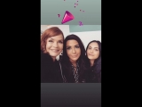 Instagram Stories video by Marisol Nichols