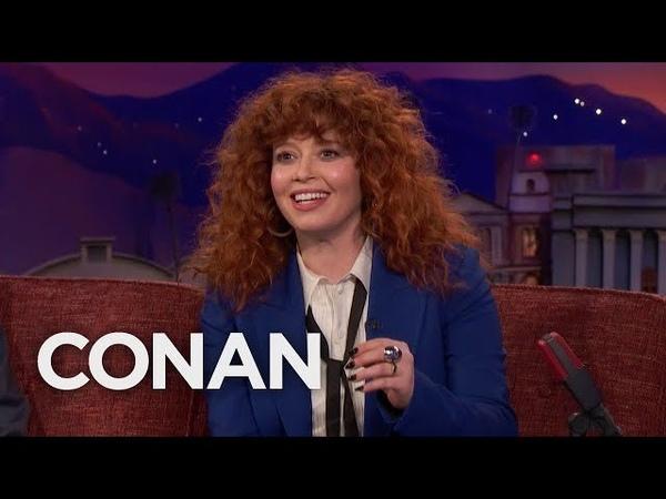 Natasha Lyonne Finds Exercise Highly Humiliating - CONAN on TBS