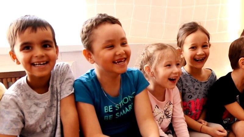 Выступление в детском садике   ARTEM HOLIDAY