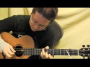 Shadow's Theme from Final Fantasy VI (acoustic guitar solo)