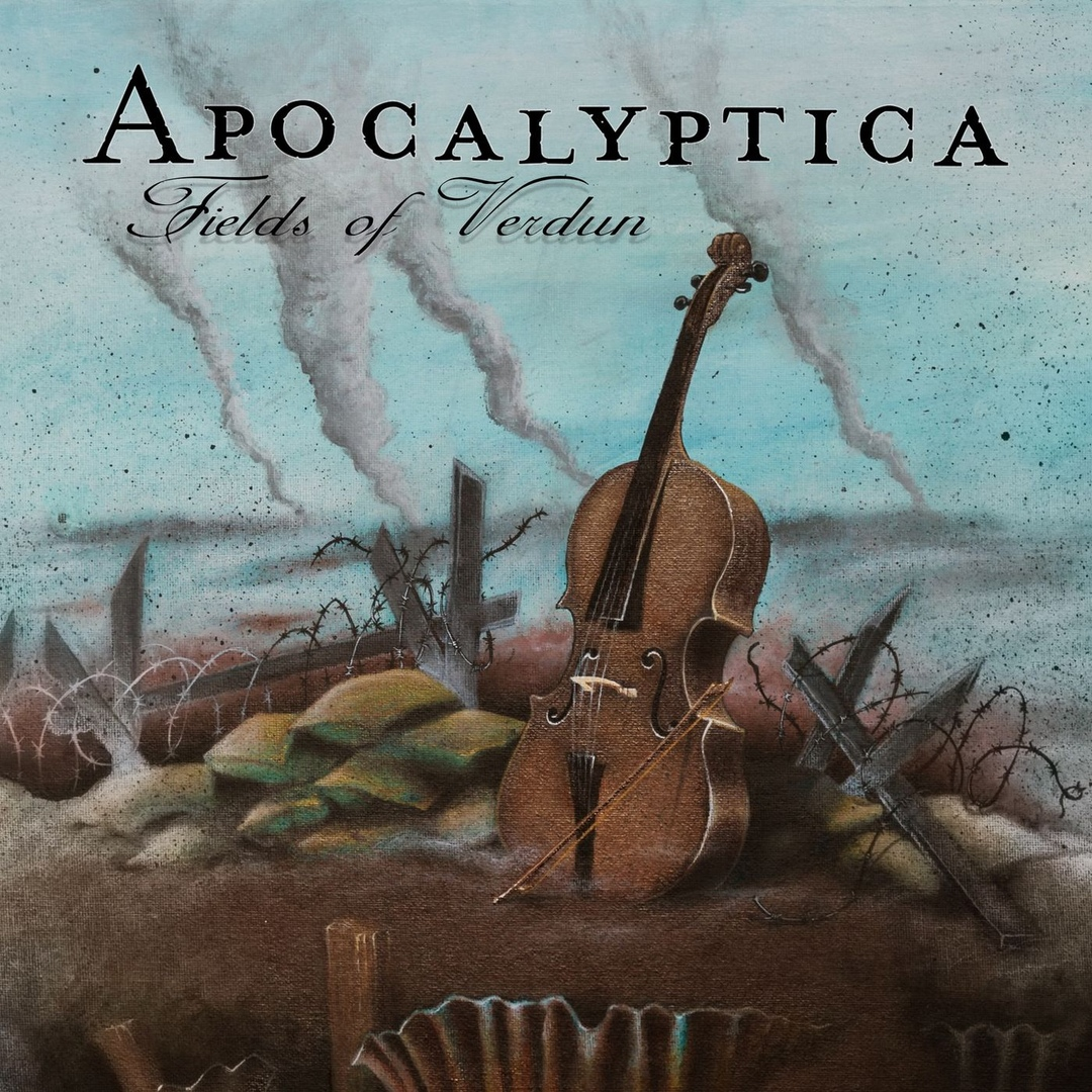 Apocalyptica - Fields Of Verdun (Single)