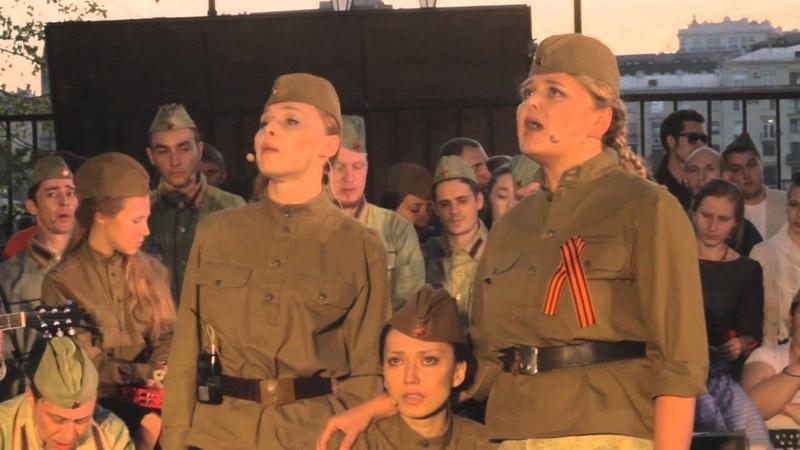 Театр Стаса Намина концерт в честь 70 летия победы
