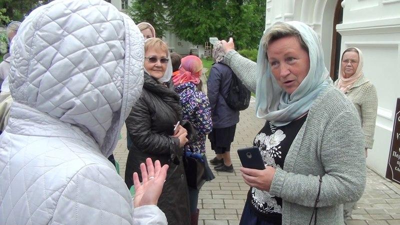 19.05.18 Паломническая поездка в Иосифо-Волоцкий мужской монастырь