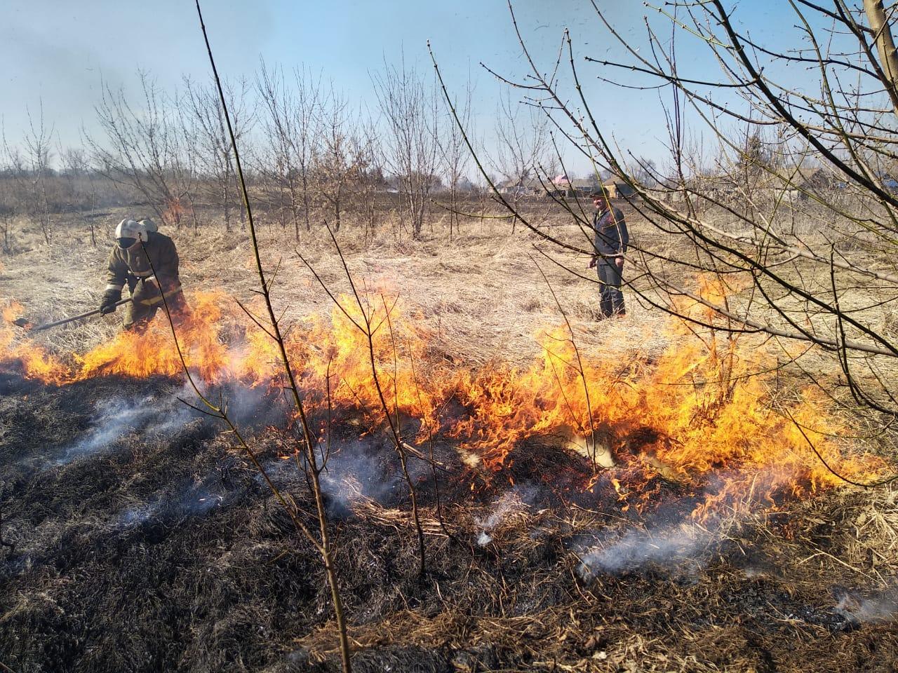 В Курске штрафуют нарушителей правил пожарной безопасности